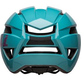 Bell Sidetrack II Helm Kinder buzz gloss light blue/pink